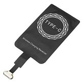 Bakeey Type C Qi Wireless Charger Receiver Ladeadapter für Oneplus 5 5t Xiaomi 6 Mi A1 S8