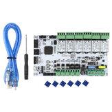 RUMBA32 32-bit 3D Printer Mainboard Compatible Marlin 2.0 + 6Pcs TMC2100 Super Silent Driver Kit