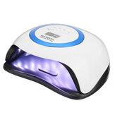 168 Вт UV Лампа Ногти Сушилка Pro UV LED Гель Ногти Лампа Fast Curings Гель Польский лед Лампа для Ногти Маникюрный аппарат