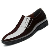 Men Soft Formal Business Oxfords