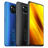 POCO X3 NFC Global Version Snapdragon 732G 6GB RAM 64GB ROM 6,67 polegadas 64MP Quad Câmera 5160mAh Octa Core 4G Smartphone
