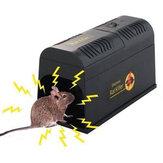 Trapa Eletrônica de Ratos e Roedores Matar e Eliminar Ricamente Ratos ou Outros Roedores Semelhantes de Forma Eficiente e Segura