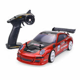 ZD 1/16 2.4G 4WD Racing Rocket S16 Drift Brushless Flat Sports Drift RC Car Vehicle Models