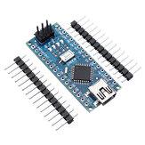 لوحة تحكم ATmega328P Nano V3 لوحدة تطوير رواية محسنة Geekcreit لـ Arduino - المنتجات التي تعمل مع لوحات Arduino الرسمية