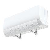 Klimaanlage Windschutzscheibe Anti-Direkt-Blasen Wandmontage Klimaanlage Schallwand Windschutzscheibe Home Cooler Winddicht