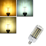 E17 E14 E12 12W 120 SMD 5736 LED White Warm White Natural White Cover Corn Ligh Lamp Bulb AC85-265V