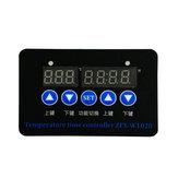W1020 12 فولت 24 فولت 220 فولت رقمي الحرارة بارد ترموستات تحكم وحدة تحكم وحدة تحكم المجلس مع المستشعر