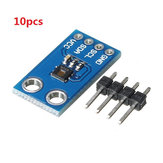 10pcs CJMCU-1080 HDC1080 High Precision Temperature And Humidity Sensor Module CJMCU for Arduino - products that work with official Arduino boards