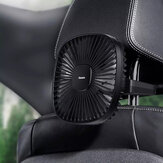 Baseus 5V Magnetic Suction Car Fan Rear Seat Air-Cooled Adjustable Low Noise