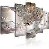 5 pièces peinture toile mur Art peinture décor à la maison abstrait mur Art photo pour salon maison pas de cadre