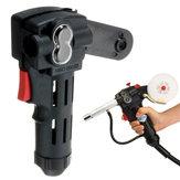 NBC200A Wire Drawing Welding Torch Black Plastic Spool Gun