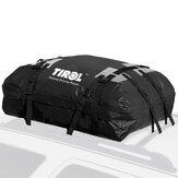 Porta-bagagens à prova d'água Cargo Viagem de bagagem em caminhadas Bolsa (15 pés cúbicos) para veículos com grades de tejadilho