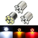 1156 BA15S 3W 5730 LED White Red Amber SMD Reversing Turn Signal Indicator Lights Bulbs