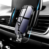 Baseus Tempered Glass Mirror Surface Gravity Auto Lock Car Holder Stand for Xiaomi Mobile Phone Non-original