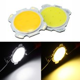 3W DIY LED COB Chip High Power Bead Light Lamp Lamp White / Warm White DC9-12V