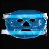 كامل الوجه قناع التبريد الساخن هلام الجمال قناع الاسترخاء العناية بالبشرة الوجه