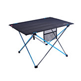 Outdoor Portable Folding Table Aluminum BBQ Picnic Desk Camping Hiking