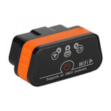KONNWEI KW901 Wifi ELM327 V1.5 OBD2 Auto Scan Tool Diagnostische Scanner Engine Code Reader voor IOS Android Telefoon