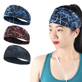 Sports Running Headband Multifunctional Headscarf Non-slip Mask Quick-drying Breathable Sweat Hair Band for Women Men