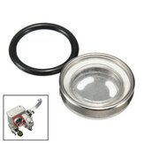 18mm Sight Mirror Gasket For Brake Master Cylinder Reservoir Motorcycle Dirt Bike