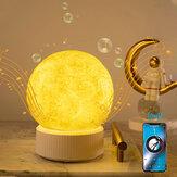 Éjszakai fény csillagos Sky LED projektor lámpa baba gyerek hálószoba vetítés zenével