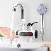 3000W温度表示インスタント温水タップタンクレス電気蛇口キッチン