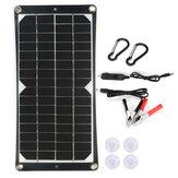40W elastyczny monokrystaliczny panel słoneczny 18V zestaw do ładowania baterii do samochodu dostawczego