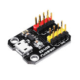3pcs YwRobot® USB Power Supply Module Micro interfaccia USB 3.3V 5V 1117 Chip