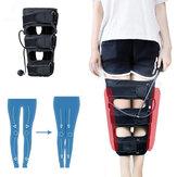Adjustable O Tipe X Tipe Kaki Koreksi Band Kaki Menekuk Lutut Valgum Meluruskan Postur Korektor Kecantikan Leg Band untuk Anak-anak Dewasa