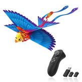 HANVON Go Go Bird 280mm Wingspan Controle Remoto Flapping Bird RC Avião RTF com dois Baterias Suporte para vôo em altitude fixa / vôo reto