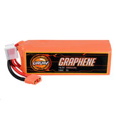 URUAV GRAPHENE 5S 18.5V 5000mAh 100C Lipo Battery XT90 Plug for RC Drone