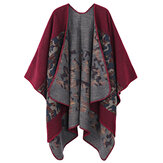 Casual Women Camouflage Printed Shawl Wrap