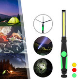 410 Lumens Multifunction COB LED Flashlight Folding Magnetic Attraction USB Rechargeable Working Light