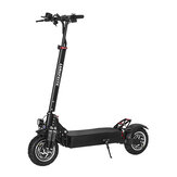 LANGFEITE L9 26Ah 52V 1000W Dual Motor Folding Electric Scooter Vehicle 10in 60km/h Top Speed 70km Mileage Double Brake System Max Load 150kg EU Plug