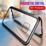 BakeeyCustodiaprotettivainvetrotemperato a vibrazione magnetica ad adsorbimento a 360 ° per Huawei Mate20Pro