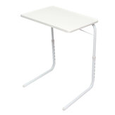 Portable Laptop Desk Adjustable Height Camping Party Picnic Stall Garden Table