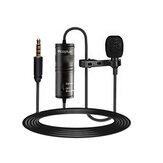 Mcoplus MCO-LVD600 Yaka Yaka Yakası Mikrofon Görüşme Alımı Vlog Canlı Mikrofon Kaydı Telefonla Uyumlu Kamera Bilgisayar
