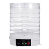 7-laags elektrische voedseldroger Fruitdroger Veg-bewaarmachine 350W