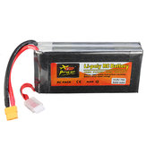 ZOP Power 14.8V 5000mah 75C 4S RC Quadcopter用LipoバッテリーXT60プラグ
