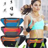Koşu Bisiklet Fitnes Bel Kılıfı Çanta Fanny Paketi Bum Kemer Kampçılık Yürüyüş Seyahat Spor