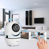 Fuers 1080P IP-Kamera Tuya APP Babyphone Automatische Verfolgung Sicherheit Innenkamera Überwachung CCTV Wireless WiFi-Kamera