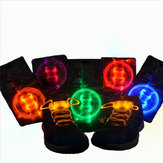 LED Shoelace Night Running Light Up Veiligheid Shoestring Multicolor Luminous Shoelace