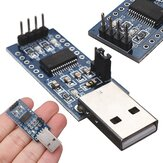 FT232 Carte USB UART FT232R FT232RL Vers RS232 Module série TTL 52 x 17 x 11 mm