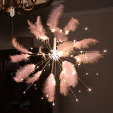 LED Firework String Hanging Starburst Fairy Strip Light Wedding Party Home Decorations