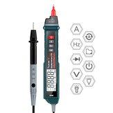 HANMATEK DM10 typ pióra True RMS multimetr cyfrowy automatyczny pomiar bezdotykowy ręczny tester elektroniczny ACV / DCV