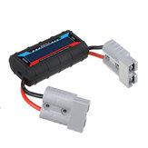 Analyseur de puissance du wattmètre LCD de rétroéclairage de haute précision 200A pour drone Rc