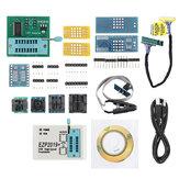 EZP2019高速USBSPIプログラマーサポート2425 93 EEPROM 25 FlashBIOSチップ+12アダプター