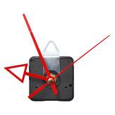 16.55mm Kuvars Silent Saat Hareket Mekanizması Modülü DIY Kit Saat Dakika Ikinci Olmadan Batarya