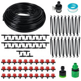 40M DIY Garden Micro Drip Irrigation Plant Plant Automatic Watering Tools