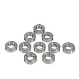 10Pcs 16mmx8mmx5mm Steel Shielded Deep Groove Ball Bearing 688ZZ